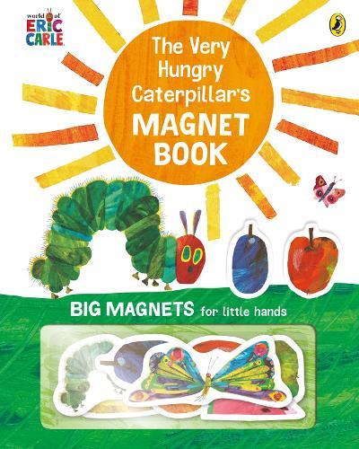 The Very Hungry Caterpillar's Magnet Book (Hardback)