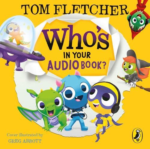 Who's In Your Audiobook? (CD-Audio)