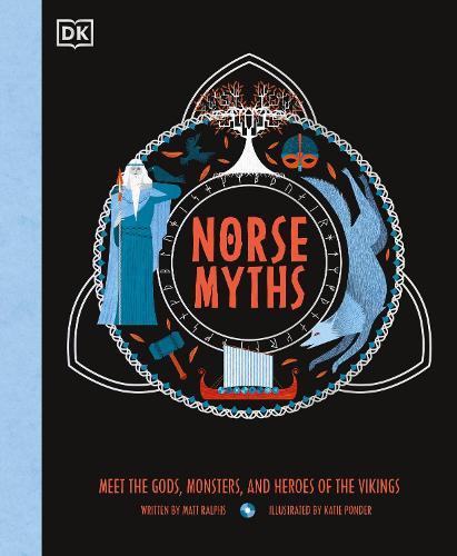 Norse Myths (Hardback)