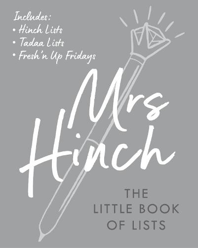 Mrs Hinch: The Little Book of Lists (Hardback)