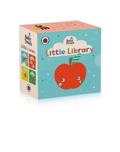 Baby Touch: Little Library - Baby Touch (Board book)