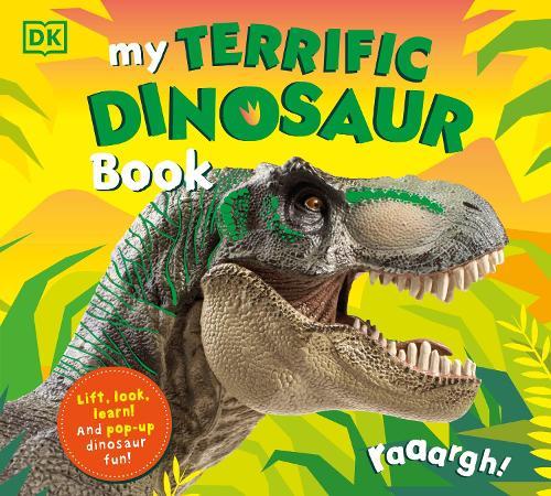 My Terrific Dinosaur Book (Board book)