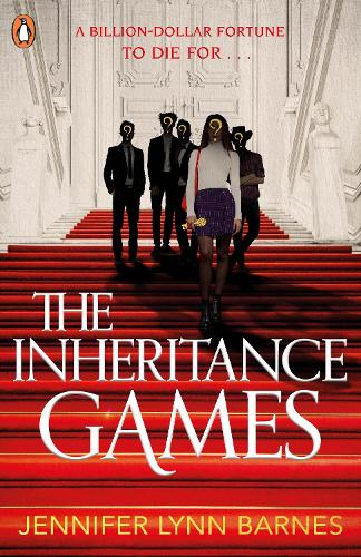 The Inheritance Games - The Inheritance Games (Paperback)