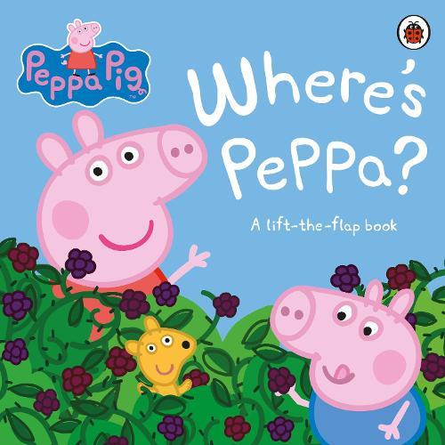 Peppa Pig: Where's Peppa? - Peppa Pig (Board book)