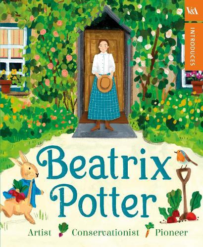 V&A Introduces: Beatrix Potter (Hardback)