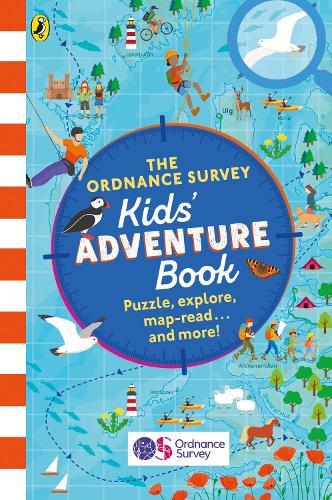 The Ordnance Survey Kids' Adventure Book (Paperback)