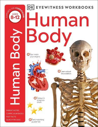 Human Body - Eyewitness Workbook (Paperback)