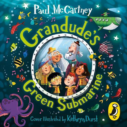 Grandude's Green Submarine (CD-Audio)