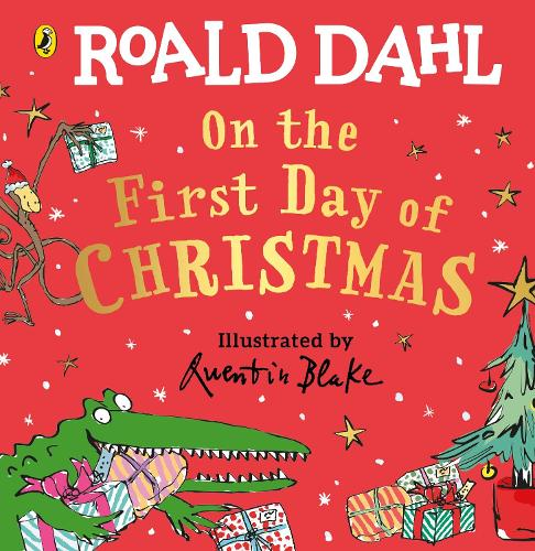 Roald Dahl: On the First Day of Christmas (Board book)