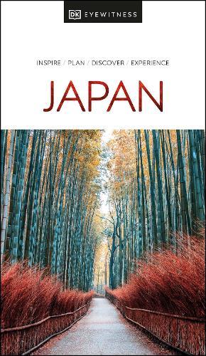 DK Eyewitness Japan - Travel Guide (Paperback)