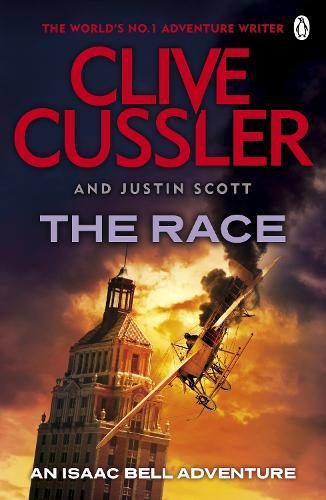 The Race: Isaac Bell #4 - Isaac Bell (Paperback)