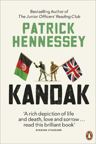 KANDAK: Fighting with Afghans (Paperback)