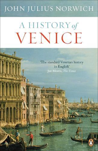 A History of Venice (Paperback)