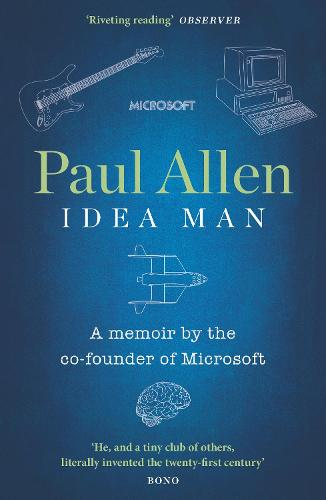 Idea Man: A Memoir by the Co-founder of Microsoft (Paperback)