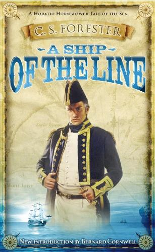 A Ship of the Line - A Horatio Hornblower Tale of the Sea (Paperback)