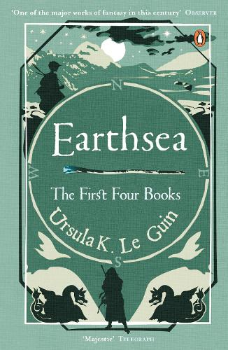 Earthsea: The First Four Books: A Wizard of Earthsea * The Tombs of Atuan * The Farthest Shore * Tehanu (Paperback)