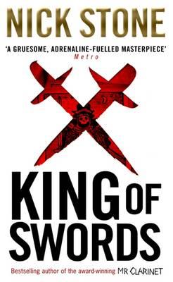 King of Swords - A Max Mingus Thriller (Paperback)
