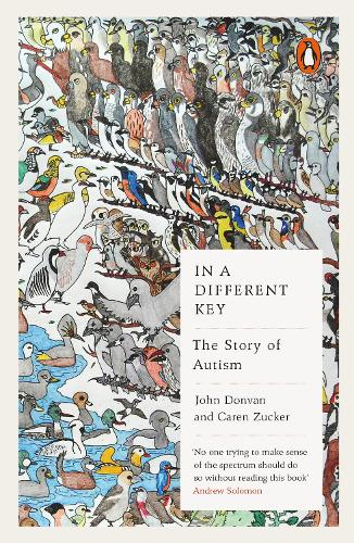 In a Different Key: The Story of Autism (Paperback)