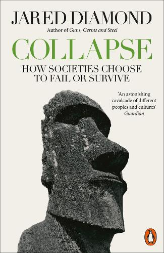 Collapse: How Societies Choose to Fail or Survive (Paperback)