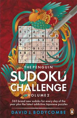 The Penguin Sudoku Challenge: Volume 2 (Paperback)