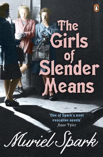 The Girls Of Slender Means (Paperback)