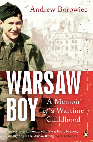 Warsaw Boy: A Memoir of a Wartime Childhood (Paperback)