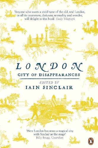 London: City of Disappearances (Paperback)