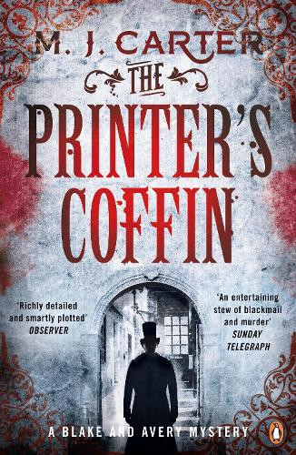 The Printer's Coffin: The Blake and Avery Mystery Series (Book 2) - The Blake and Avery Mystery Series (Paperback)