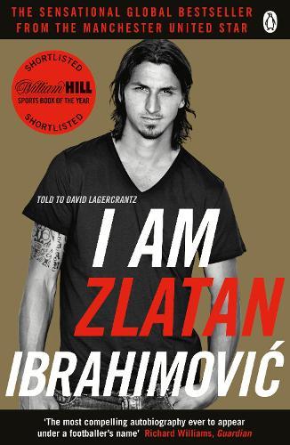 I Am Zlatan Ibrahimovic (Paperback)