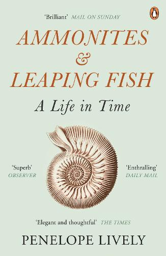 Ammonites and Leaping Fish: A Life in Time (Paperback)