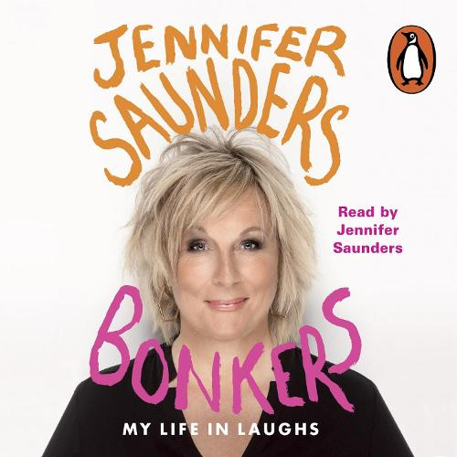 Bonkers: My Life in Laughs (CD-Audio)