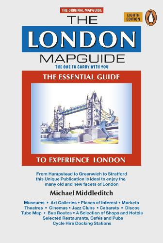 The London Mapguide (8th Edition) (Paperback)