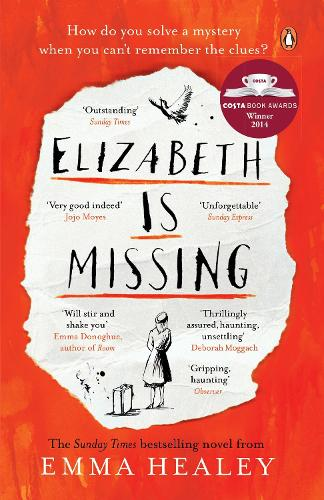 Elizabeth is Missing (Paperback)