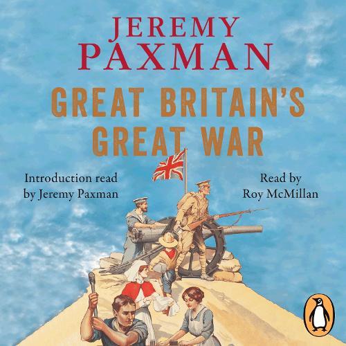 Great Britain's Great War (CD-Audio)