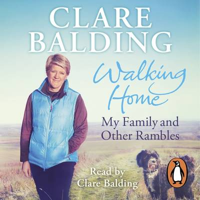 Walking Home: My Family and Other Rambles (CD-Audio)