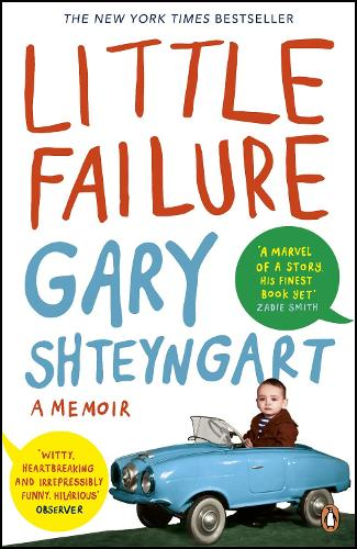 Little Failure: A memoir (Paperback)