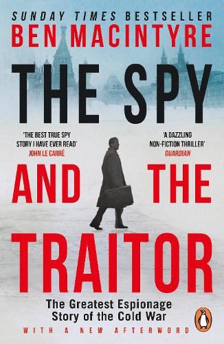Image result for The Spy and the Traitor by Ben Mackintyre
