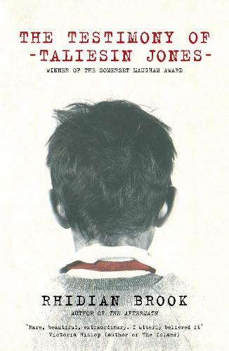 The Testimony of Taliesin Jones (Paperback)