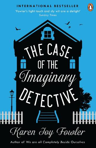 The Case of the Imaginary Detective (Paperback)