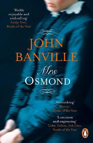 Mrs Osmond de John Banville 9780241977132