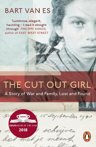 The Cut Out Girl: A Story of War and Family, Lost and Found (Paperback)