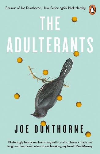 Cover of the book, The Adulterants.