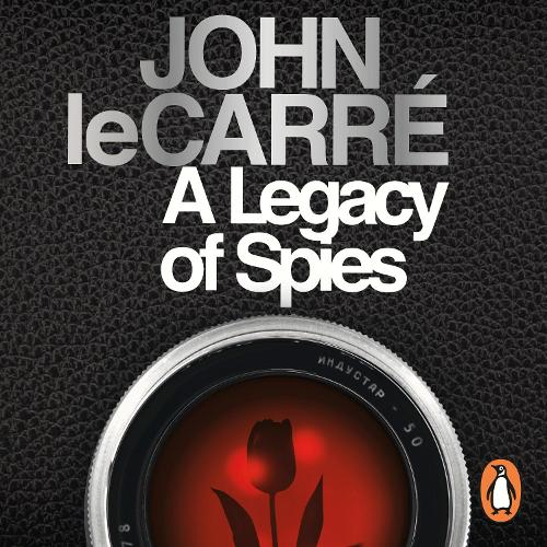 A Legacy of Spies (CD-Audio)