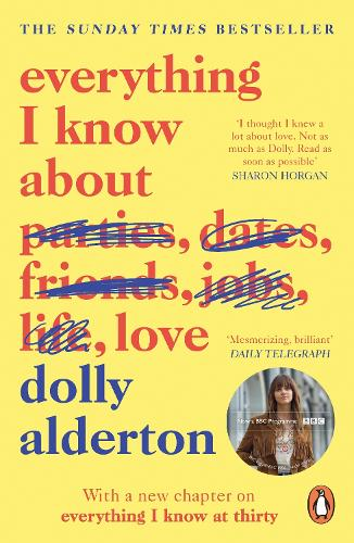 Cover of the book, Everything I Know About Love.
