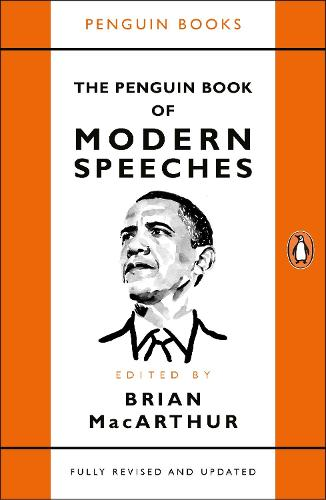 The Penguin Book of Modern Speeches (Paperback)