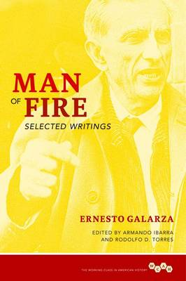 Man of Fire: Selected Writings - Working Class in American History (Hardback)