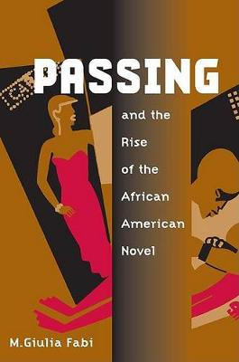 Passing and the Rise of the African American Novel (Paperback)