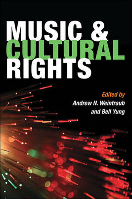 Music and Cultural Rights (Paperback)
