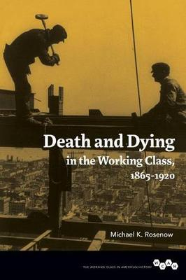 Death and Dying in the Working Class, 1865-1920 - Working Class in American History (Paperback)