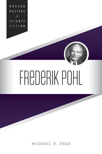 Frederik Pohl - Modern Masters of Science Fiction (Paperback)